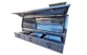 1700mm Half Lid Toolbox With Drawers Check Plate1