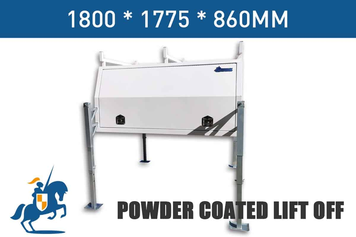 1800mm Canopy 5052 Flat Jack Off White
