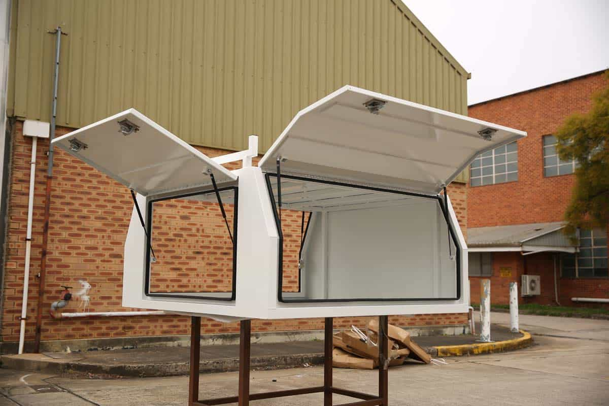 1800mm Canopy 5052 Flat White4