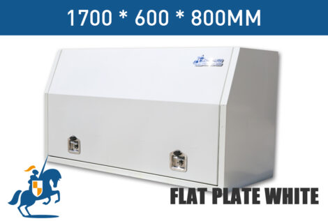 7 1700 600 800 Flat Plate White