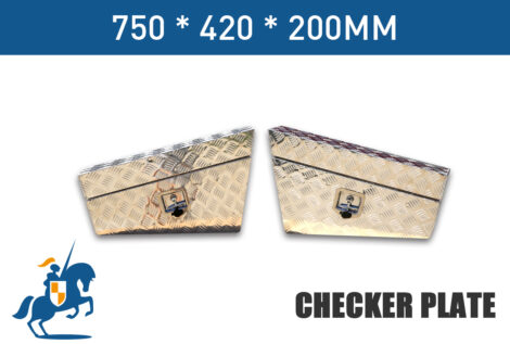 8 750420 200 Checker Plate