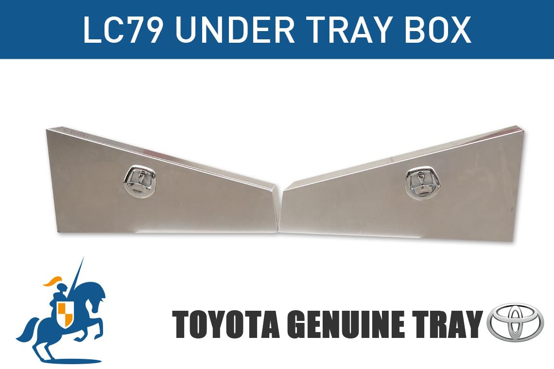 15 Lc79 Under Tray Box