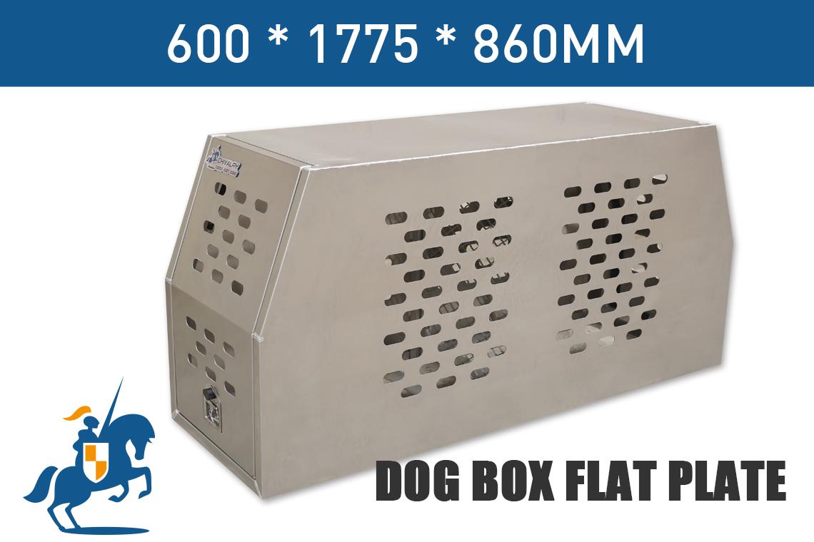 16 600 1775 860 Dog Box Flat Plate