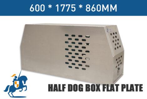 17 600 1775 860 Half Dog Box Flat Plate