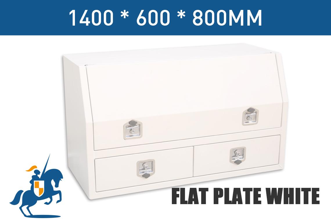 2 1400 600 800 Flat Plate White