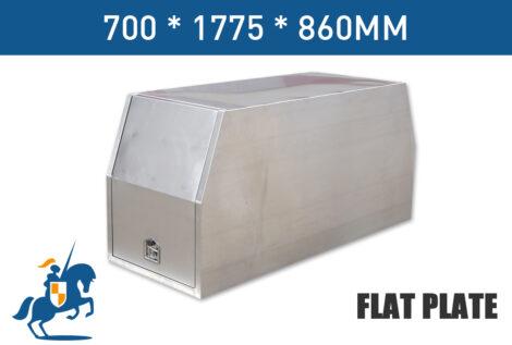 8 700 1775 860 Flat Plate