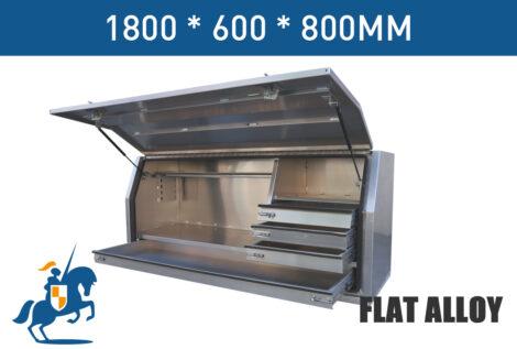 1800 600 800 Flat Alloy