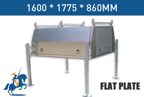 1600 1775 860 Flat Plate