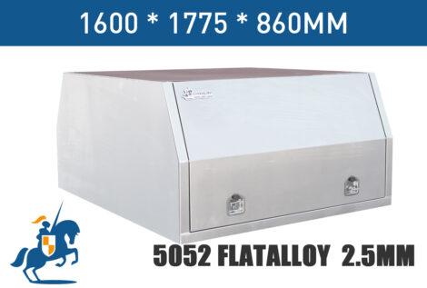 5052 Flatalloy 2.5mm 1600