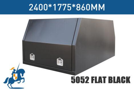 5052 Flat Black 2400