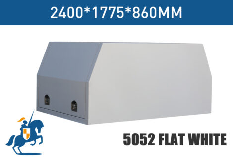 5052 Flat White 2400